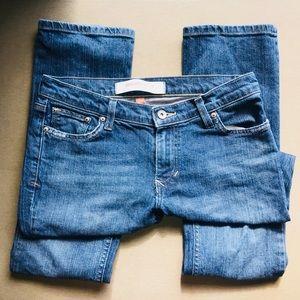Mossimo Denim Skinny Jeans Jr's Sz7